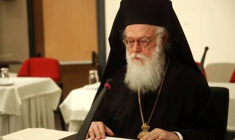 Αρχιεπίσκοπος Αναστάσιος: Πολιτιστική τζιχάντ η απόφαση Ερντογάν