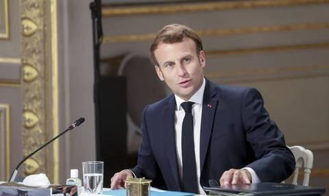 Έκκληση Μακρόν στην ΕΕ: «Δεν πρέπει να αφήσουμε το μέλλον της Μεσογείου σε άλλες δυνάμεις»