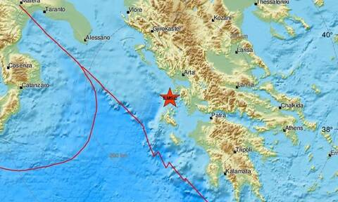 Σεισμός στη Λευκάδα (pics)
