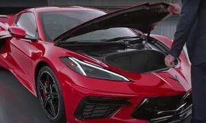 Σε ποιο super car μπορεί να ανοίξει από μόνο του το καπό;