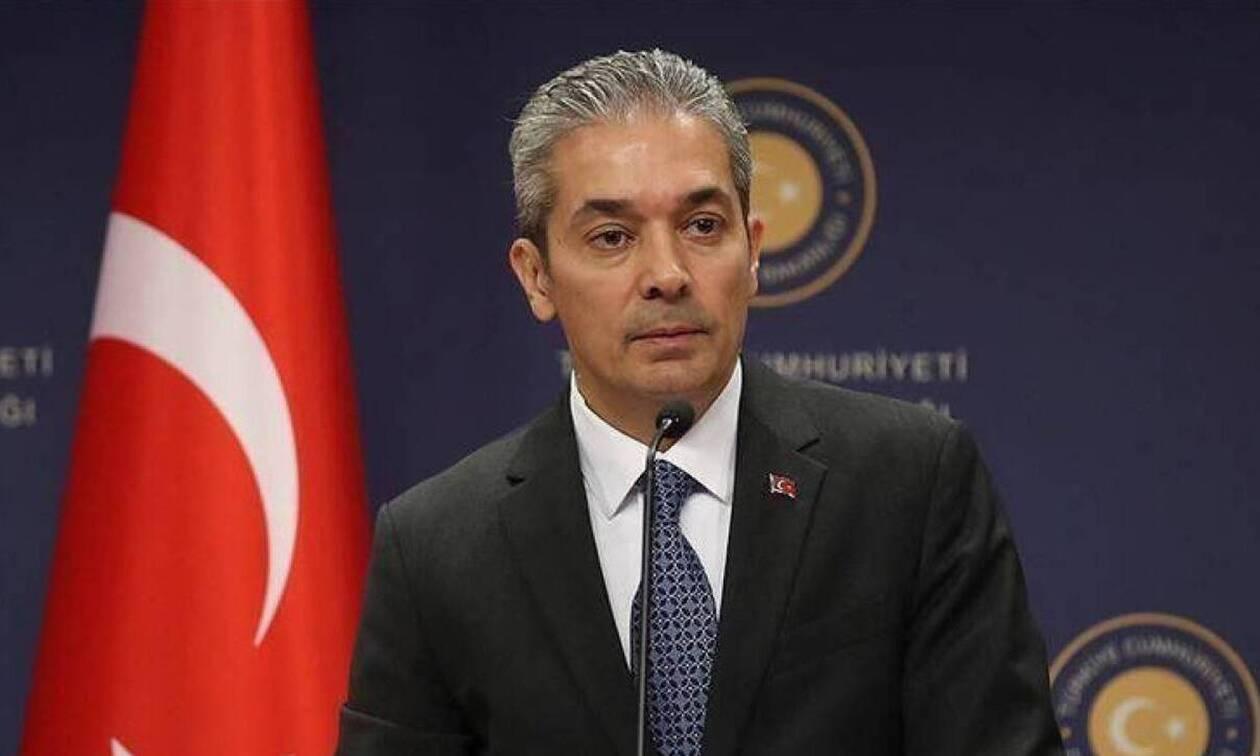 Τουρκικό ΥΠΕΞ: Κυριαρχικό δικαίωμά μας η Αγία Σοφία