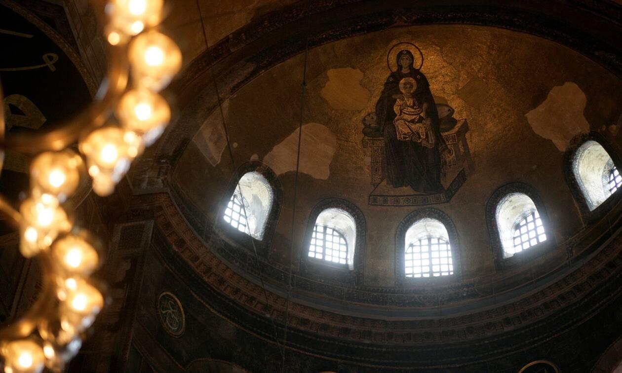 Αγία Σοφία: Οι οδηγίες από την ανώτατη θρησκευτική αρχή για την τύχη των τοιχογραφιών