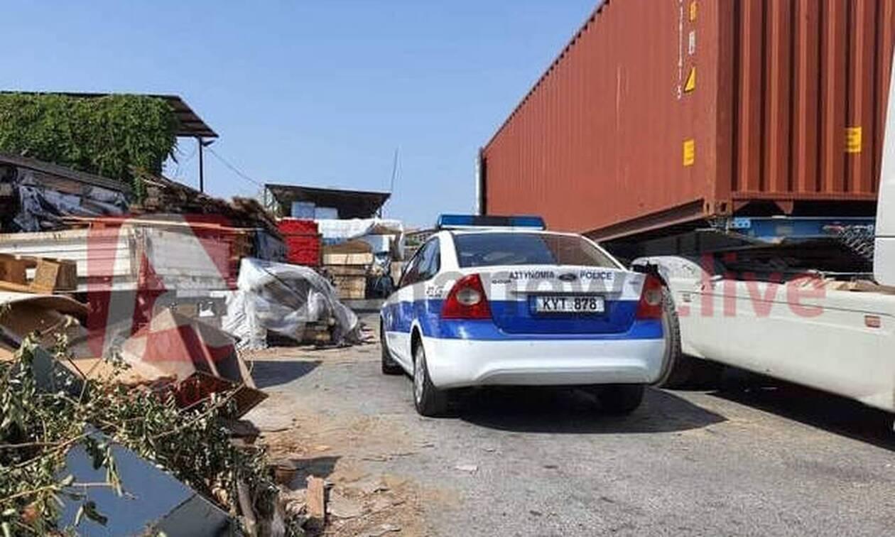 Κύπρος: Σοβαρό εργατικό ατύχημα στη Λεμεσό (pics+vid)