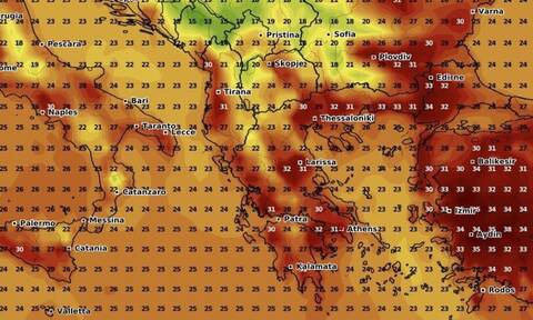 Καιρός: Η μακροπρόθεσμη τάση για τον καιρό μέχρι τις 26 Ιουλίου (photos)
