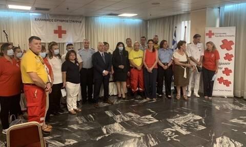Ελληνικός Ερυθρός Σταυρός: Νέα σειρά Αυτοδυτών Ναυαγοσωστών στη σχολή του οργανισμού