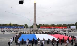 Γαλλία: Υπό τη «σκιά» του κορονοϊού οι εορτασμοί για την Άλωση της Βαστίλης