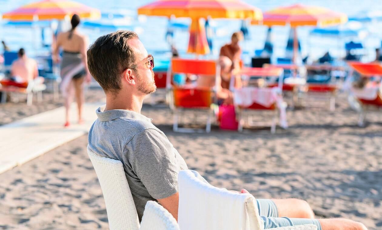 Γιατί μερικοί άνθρωποι δεν αντέχουν την παραλία;