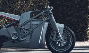 Αυτή η μοτοσικλέτα μπορούσε να είναι από το σύμπαν της Marvel!