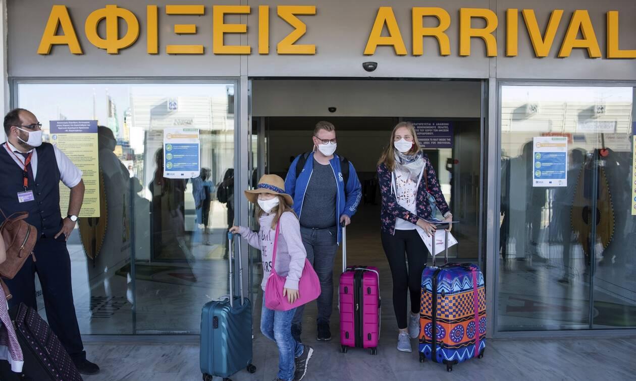 Κορονοϊός: 58 νέα κρούσματα στην Ελλάδα - 28 είναι ξένοι τουρίστες