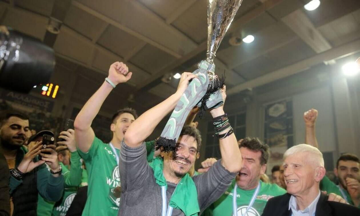 Πριμ 50.000 ευρώ από τον Δημήτρη Γιαννακόπουλο για το πρωτάθλημα του ΠΑΟ