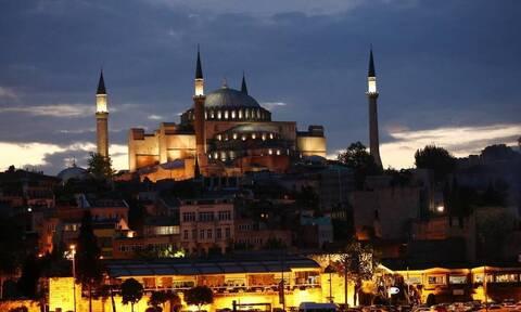Αγιά Σοφιά: Τι θα γίνει με τις αγιογραφίες - Πώς θα τις καλύψουν οι Τούρκοι