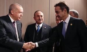 Τσαβούσογλου: Ξεκινήσαμε διάλογο με την Αθήνα – Έγινε τριμερής συνάντηση στο Βερολίνο