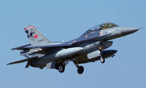 Δεν βάζουν μυαλό οι Τούρκοι: Παραβιάσεις και αερομαχία με ελληνικά μαχητικά