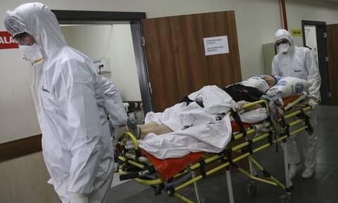 Κορονοϊός στις ΗΠΑ: 850 θάνατοι και 63.262 κρούσματα μόλυνσης σε 24 ώρες