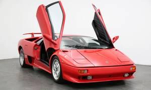 Σε ποια διάσημη ταινία συμμετείχε αυτή η Lamborghini Diablo;