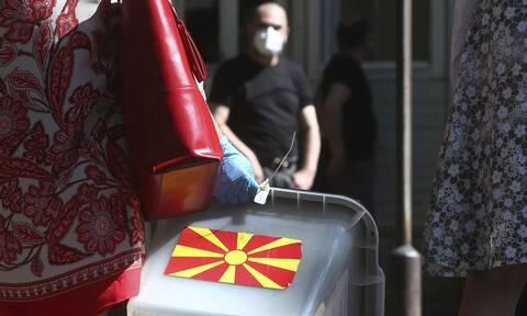 Στις κάλπες σήμερα οι Σκοπιανοί: Κρίσιμες εκλογές για το μέλλον της χώρας