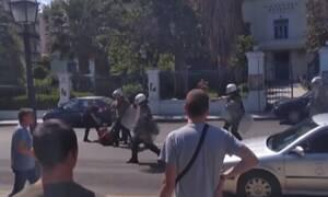Βασίλης Μάγγος: Aυτό είναι το βίντεο από τον ξυλοδαρμό του