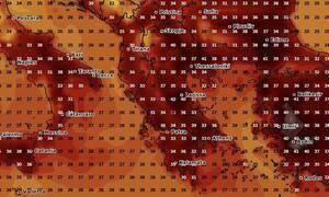 Καιρός: Ενδείξεις για καύσωνα διαρκείας! Τι δείχνει η μακροπρόθεσμη τάση (photos)