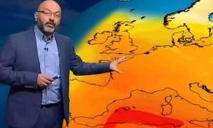 Καιρός: Προειδοποίηση Αρναούτογλου για... «θερμοκρασιακή ανηφορίτσα» (photos)
