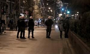 ΤΩΡΑ: Επεισόδια στο κέντρο της Αθήνας - Κλειστή η Πατησίων