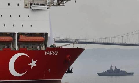 Γεωτρήσεις στην Κύπρο από την Τουρκία την ώρα της Συνόδου Κορυφής της ΕΕ