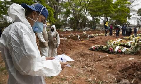 Κορονοϊός: Σχεδόν 580.000 οι νεκροί σε όλον τον κόσμο