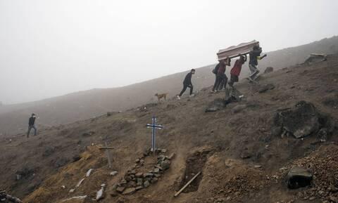Κορονοϊός: Πάνω από 150.000 οι νεκροί σε Λατινική Αμερική και Καραϊβική