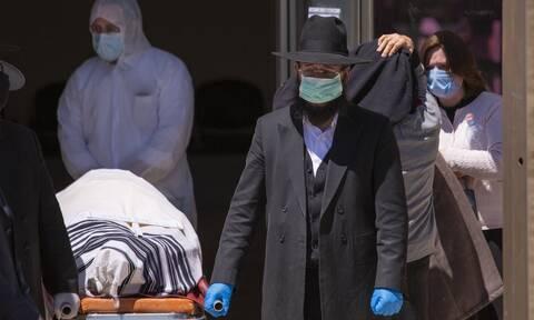 Κορονοϊός στο Ισραήλ: Πέντε νεκροί και 1.828 νέα κρούσματα σε 24 ώρες