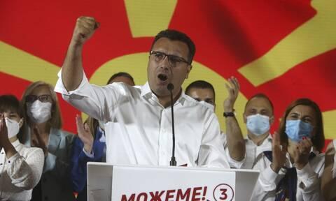 Εκλογές στα Σκόπια: Οριακή νίκη για τον Ζόραν Ζάεφ και το SDSM