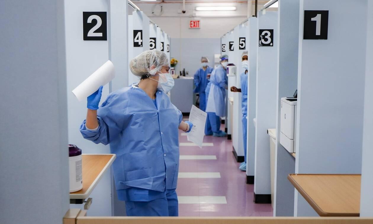Κορονοϊός - Νέο ρεκόρ στις ΗΠΑ: 67.600 κρούσματα μόλυνσης σε 24 ώρες