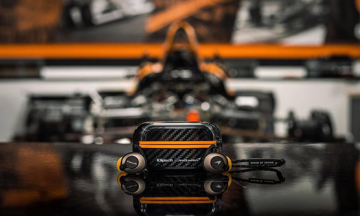 H McLaren έχει πλέον τα δικά της ακουστικά «ψείρες»