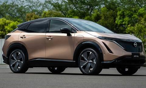 Νέο ηλεκτρικό Nissan Ariya - Έως 395 ίππους και αυτονομία 500 χιλιομέτρων