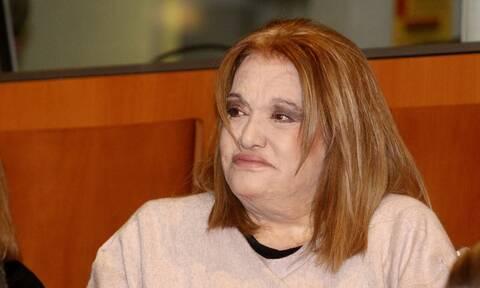 Μαίρη Χρονοπούλου: Μοναχικά γενέθλια για την ηθοποιό