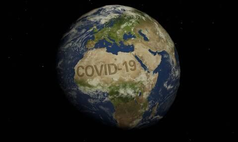 Έτσι «σάρωσε» τον πλανήτη ο κορονοϊός: Βήμα-βήμα η εξαπλωσή του σε βίντεο