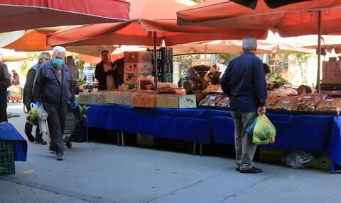 Κρήτη: Τρόμος σε λαϊκή αγορά - Ηλικιωμένος παρασύρθηκε από αυτοκίνητο