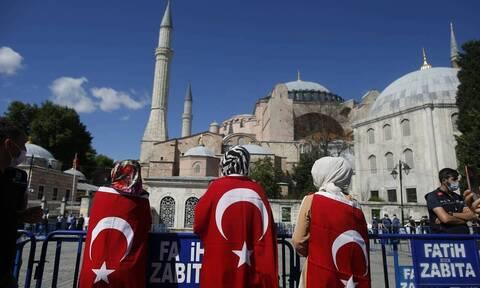 Τουρκία: Υπεγράφη πρωτόκολλο διατήρησης της Αγίας Σοφίας σε μνημείο της UNESCO