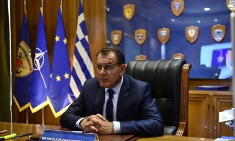 Παναγιωτόπουλος: Κίνδυνος κλιμάκωσης εξαιτίας των ενεργειών της Τουρκίας