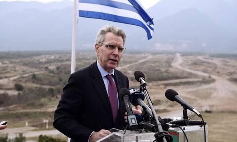 Πάιατ για υφαλοκρηπίδα: Ταυτίζονται οι ελληνικές θέσεις με αυτές των ΗΠΑ