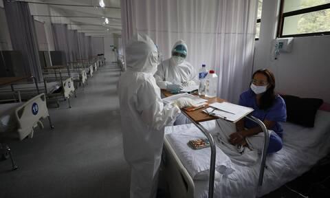 Κορονοϊός στο Μεξικό: 668 νεκροί και 6.406 κρούσματα μόλυνσης σε 24 ώρες