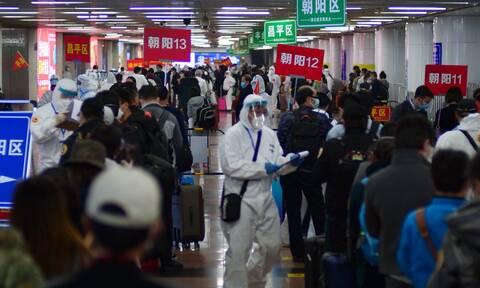 Κορονοϊός στην Κίνα: Δέκα νέα κρούσματα μόλυνσης - Τα εννέα «εισαγόμενα»