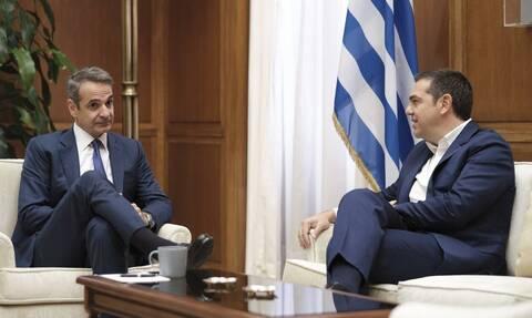 Δημοσκόπηση Marc: Ένας χρόνος κυβέρνηση ΝΔ - Πώς επηρέασαν οι αποκαλύψεις τον ΣΥΡΙΖΑ