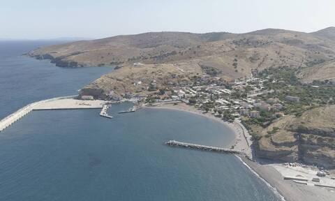 Το Newsbomb.gr στον Άη Στράτη: Πρωτοβουλία του Finish με τίτλο «Το Νερό είναι στα Χέρια μας»