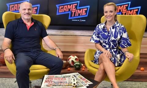 ΟΠΑΠ Game Time: Ο Τάκης Καραγκιοζόπουλος για το φινάλε της Super League
