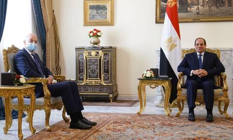 Κάιρο - Έλληνας πρέσβης: Πολύ κοντά στην υπογραφή ΑΟΖ Ελλάδας – Αιγύπτου