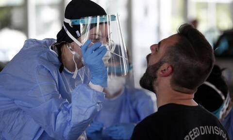 Κορονοϊός: 28 νέα κρούσματα και ένας θάνατος τις τελευταίες 24 ώρες στην Ελλάδα