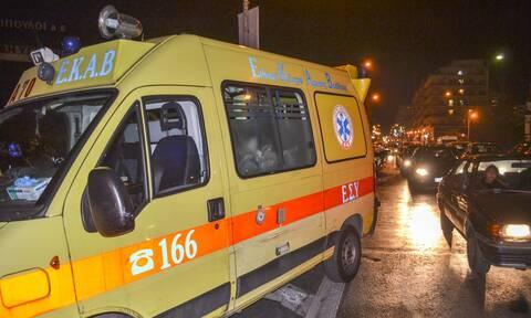 Θανατηφόρο τροχαίο στη Θεσσαλονίκη - Νεκρός 55χρονος
