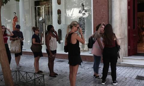 Κορονοϊος: «Λουκέτο» σε καταστήματα και πρόστιμα 31.650 ευρώ για μάσκες σε μία ημέρα