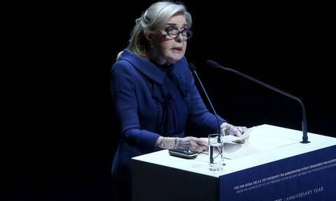 Συγχαρητήρια Μητσοτάκη - Δένδια στη Μαριάννα Βαρδινογιάννη για το βραβείο Νέλσον Μαντέλα του ΟΗΕ