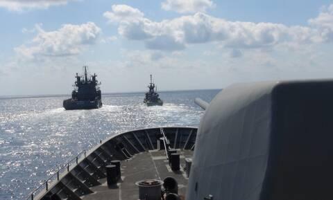 Πολεμικό Ναυτικό: Δυναμική απάντηση στην Άγκυρα – Μύρισε… μπαρούτι στο Μυρτώο