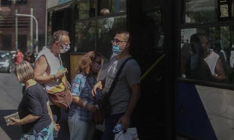 Kορονοϊός: Πρόστιμα για όσους δεν φορούν μάσκα - Τα ποσά